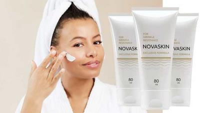 Novaskin masca antirid, ingrediente mod de utilizare
