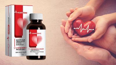 Heart Tonic tratament pentru hipertensiune arteriala, mod de administrare, ingrediente