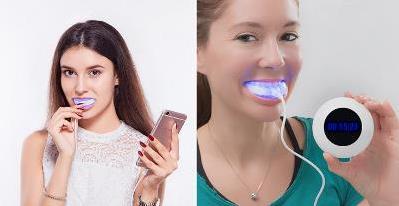 Oral Care Pro kit pentru albirea dintilor, mod de utilizare