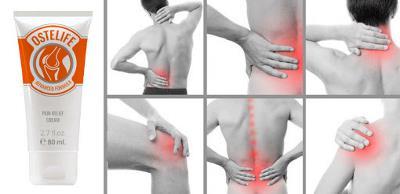 Ostelife pentru dureri articulare, ingrediente, prospect