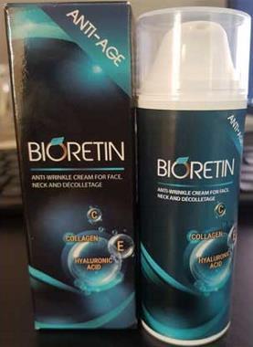 Crema antirid bioretin fara efecte secundare, ingrediente, prospect
