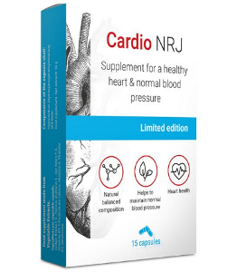 Cardio NRJ Tratament Hipertensiune, pret, forum, farmacii