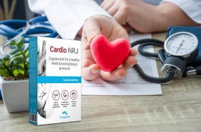 Cardio NRJ pentru Tratament Hipertensiune, prospect, mod de utilizare