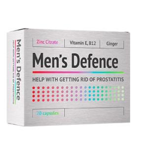 Men`S Defence pastile pentru prostata, pret pareri, forum