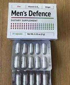 Men`s Defence cel mai bun tratament pentru prostata, ingrediente, prospect