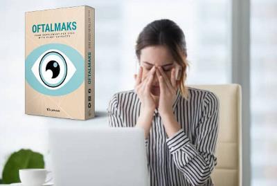 Oftalmaks pentru a-ti restabili vederea, ingrediente, prospect, Romania