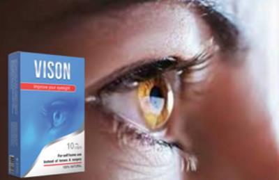 VisOn este un supliment nutritiv care ajuta la imbunatatirea vederii, mod de administrare