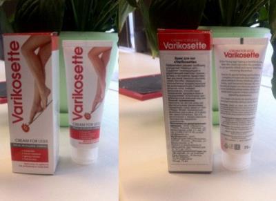 VarikoSette crema de varice, ingrediente, prospect, Romania