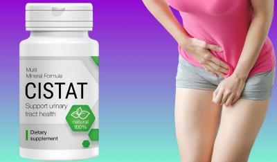 Cistat tratament 100% natural, mod de administrare, Romania