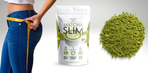 Matcha Slim este o bautura pentru slabit, ingrediente 100% naturale, Romania