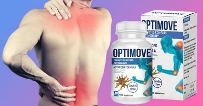 Optimove capsule pentru dureri articulare, ingrediente, prospect