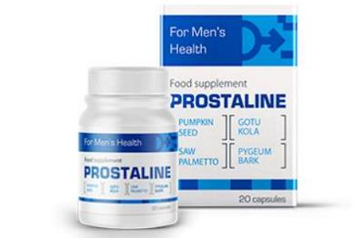 Prostaline capsule prostata - pareri, pret, forum, prospect, farmacii