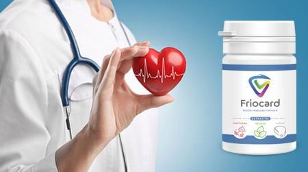 Friocard pastile pentru mentinerea tensiunii arteriale, prospect, Romania