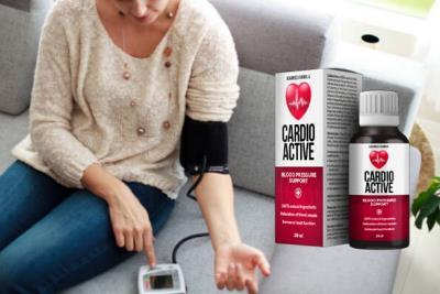 Tratamentul pentru hipertensiune arteriala Cardio Active, prospect, Romania