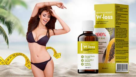 W-Loss picaturi pentru slabit, ingrediente, prospect, Romania